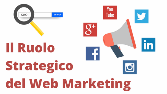 Il Ruolo Strategico del Web Marketing