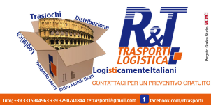 Bozza Flyer R&T Trasporti e Logistica