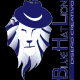 Blue Hat Lion