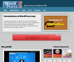WordPress AndMore - Apprendiamo WordPress Facilmente