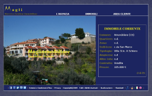 REAL-ESTATE AGENCY - MAGLIMMOBILIARE.IT