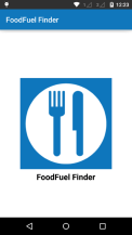 Food and Fuel finder
