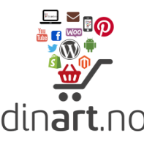DinArt Data Norway - eCommerce freelancer Norvegia