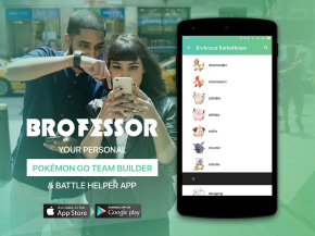 The Brofessor App