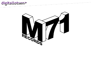Logodesign M71 Records