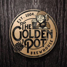 Golden Pot — Logo + Social Media Marketing