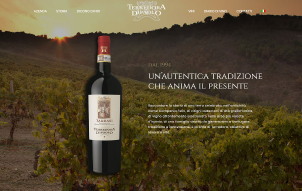 Terredora website