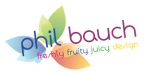 Phil Bauch - freshly fruity juicy design - Creative Suite freelancer Andalusia
