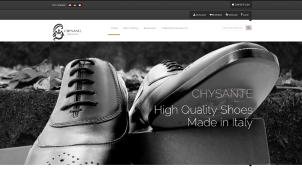 CHYSANTE - Scarpe Made in Italy