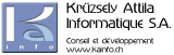 Krüzsely Attila Informatique SA