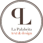 La Palabrita text & design