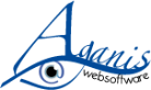 Aganis Web Software logo