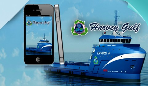 Harvey Gulf-iOS and Android App