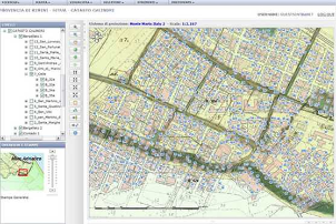 Software  Cartografico ShapeView