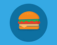 animated food icon