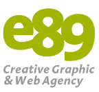 E89 Creative Graphic e Web Design - Arte freelancer Gaeta