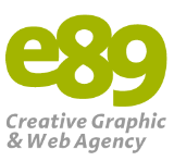 E89 Creative Graphic e Web Design